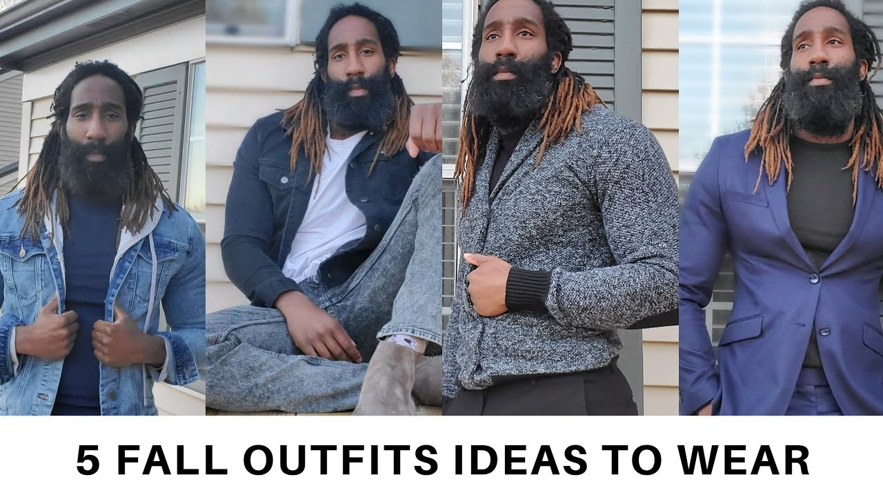 [VIDEO] - 5 Fall Outfits ideas that you can wear 5
