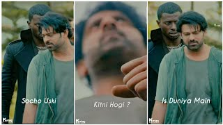 Saaho Movie Status | Prabhas WhatsApp Status | Saaho Status