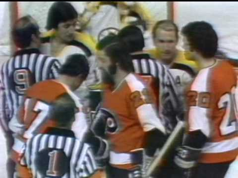 Stanley Cup Final Philadelphia Flyers @ Boston Bruins Box Score — May 9, 1974 P1