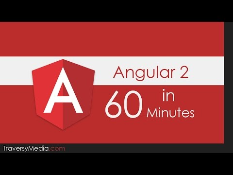 Angular 2 In 60 Minutes
