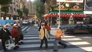 Harlem Shake GTA IV