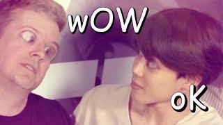BTS American Interview CRACK #1