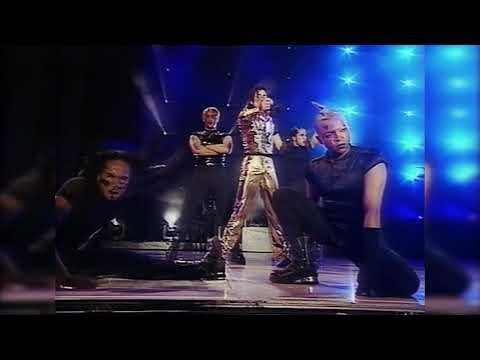 Michael Jackson - Wanna Be Startin' Somethin' - Live Helsinki 1997 - HD