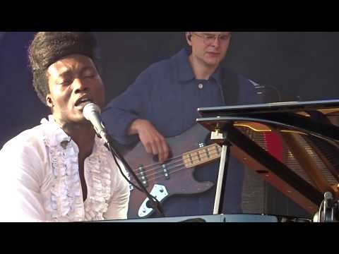 Benjamin Clementine - By the Ports of Europe @ Cruïlla 2017