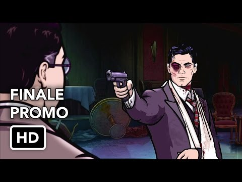 Archer: 8x08 Auflösung - promo #01