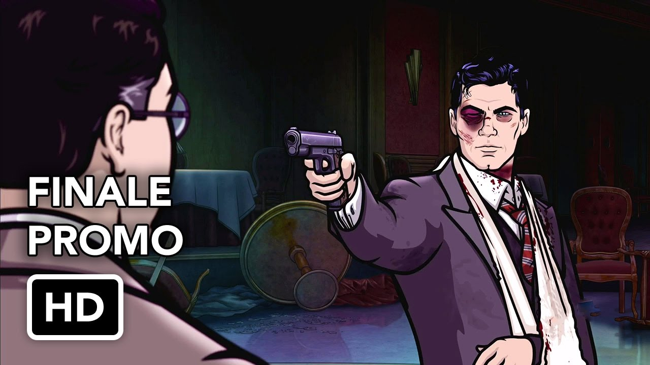 "Download Archer 8x08 Promo ""Auflösung"" (HD) Season Finale"