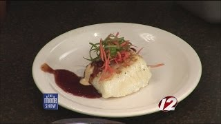 Chilean Sea Bass With Pan Asian Sauce