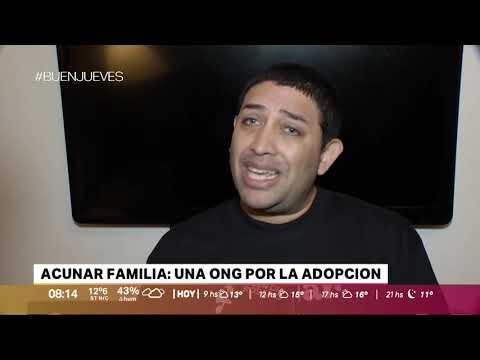 #BUENJUEVES · Acunar familia: Una ONG por la adopción