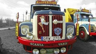 Classic Trucks Sweden - Tunga Gefle Dala 2014