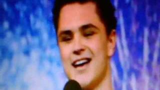 Shaun Smith - Britains Got Talent Audition 9th May 2009