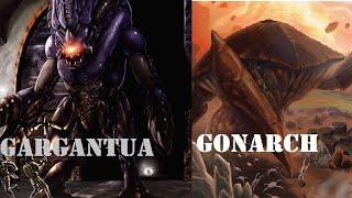 (Half Life pivot battle) Gargantua VS Gonarch