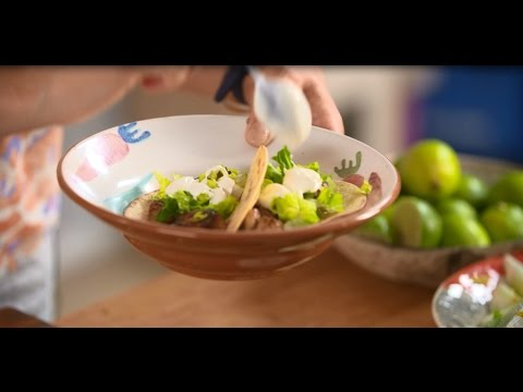 Cooking with our new Wahaca taco meal kits.