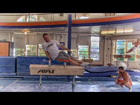 Illinois Gymnastics Strength Circuit