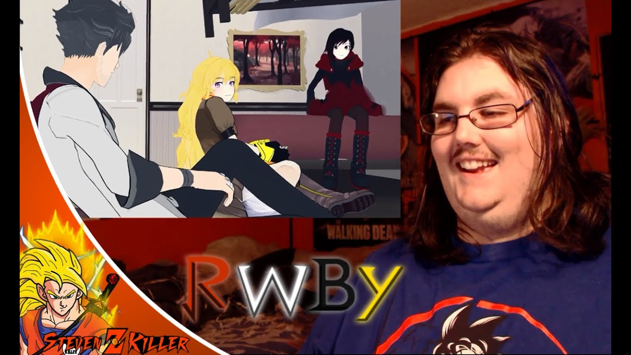 Txi Reaction Rwby Volume 4 Chapter 1 The Next Step Youtube