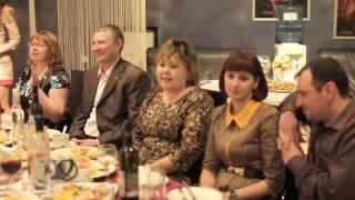 Праздничное застолье часть 3 (Даниил и Эльмира 21.03.2015)
