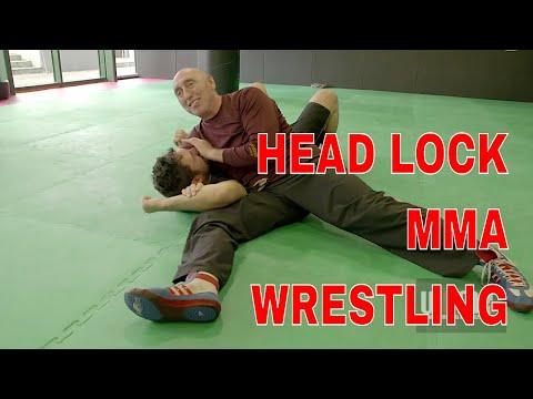 HEAD LOCK MMA CATCH WRESTLING