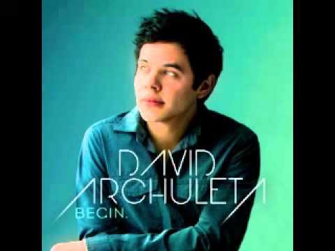 DOWNLOAD Album BEGIN  David Archuleta