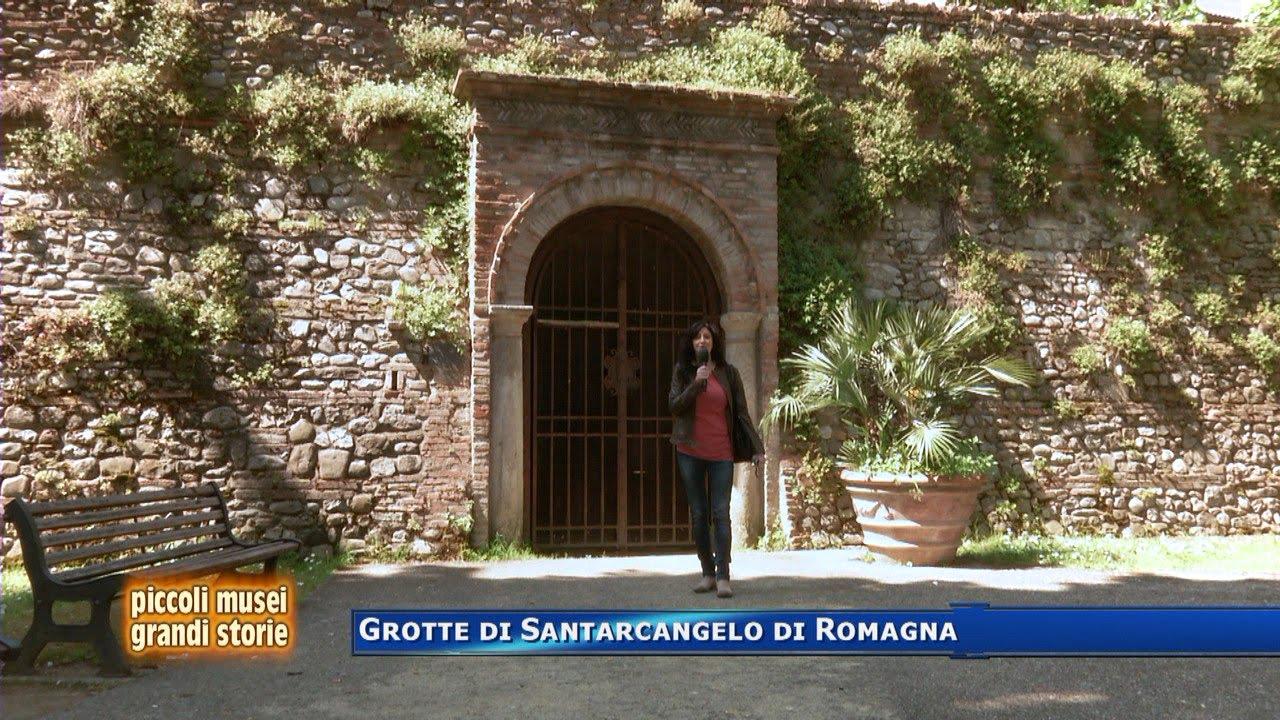 quotPiccoli musei grandi storiequot Grotte di Santarcangelo