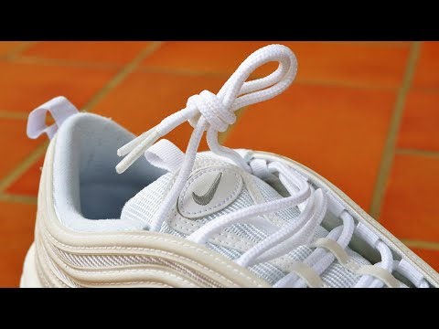 How to Factory Lace Shoes (2020)