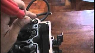 2E engine toyota AISAN Carburetor replacing Jet.mpg