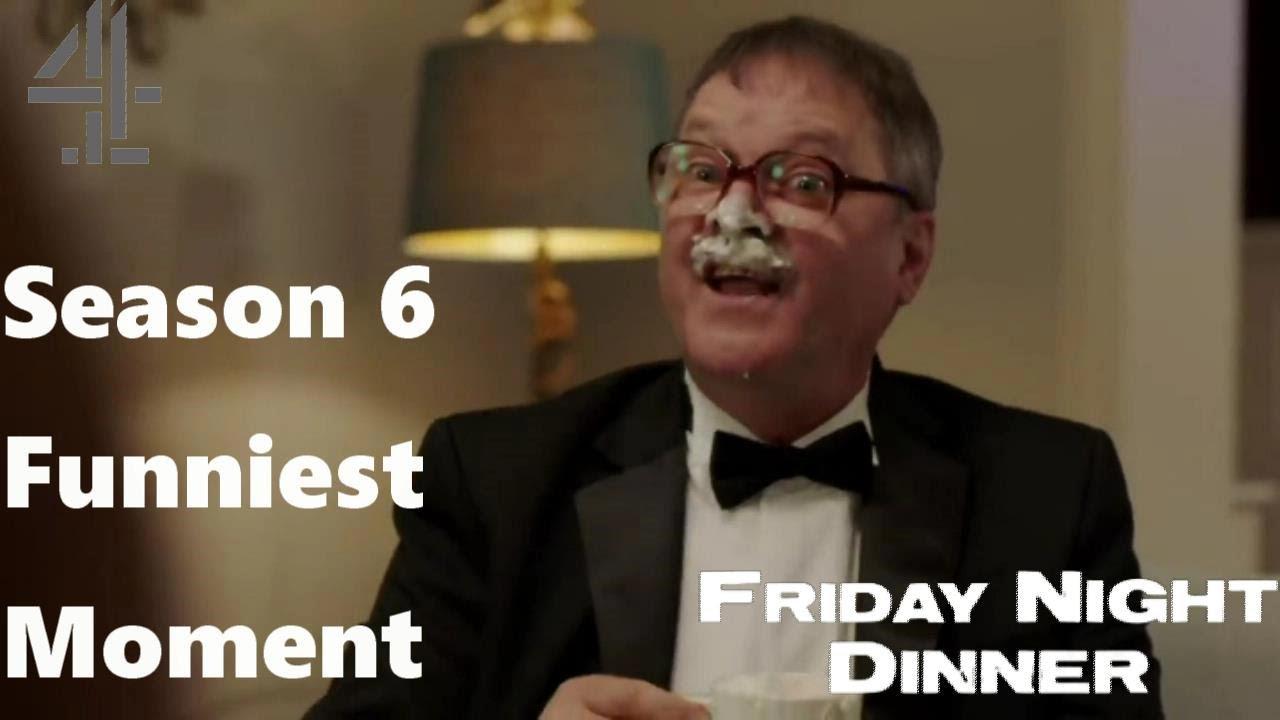 BakoIsland Jim Friday Night Dinner Shalom Jackie Classic Tea Coffee Mug