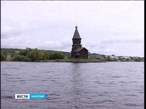 Успенская церковь в Кондопоге грозит обрушиться