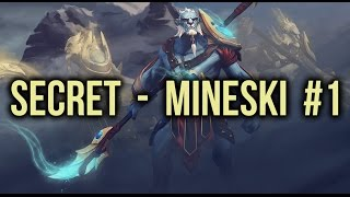 Team Secret vs Mineski Highlights Dota 2 Frankfurt Major 2015 Upper Bracket Game 1