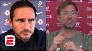 Frank Lampard-Jurgen Klopp continue war of words after touchline confrontation | Premier League
