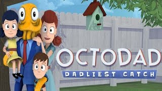 Octodad: Dadliest Catch (iOS/Android) Gameplay HD