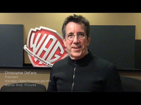 Teslasuit - feedback from Chris DeFaria, President of Warner Brothers