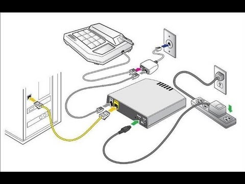 how to add a router to a modem router