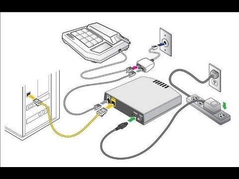 இது எப்படி? #7 (How to setup modem/router? Basic steps - Tamil)