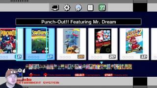 NES Classic mini — первая попытка поиграть