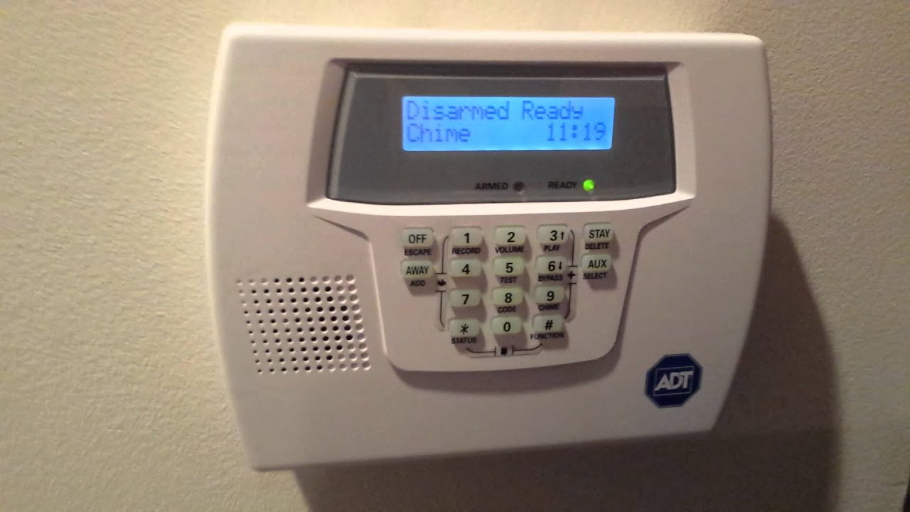 ADT Alarm - Everything You Need to Know