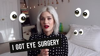 PRK Laser Eye Surgery 3 Months Later | Btwsam