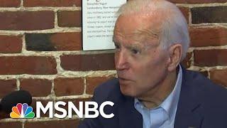 Joe Biden Says GOP Will Have Epiphany After President Donald Trump   Morning Joe   MSNBC