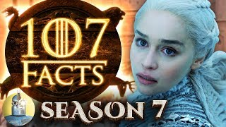 107 Game of Thrones Season 7 Facts YOU Should Know - Cinematica