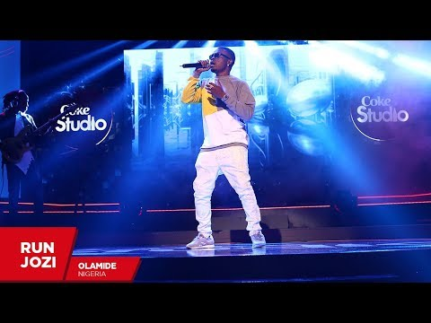 Olamide: Run Jozi (Cover) - Coke Studio Africa