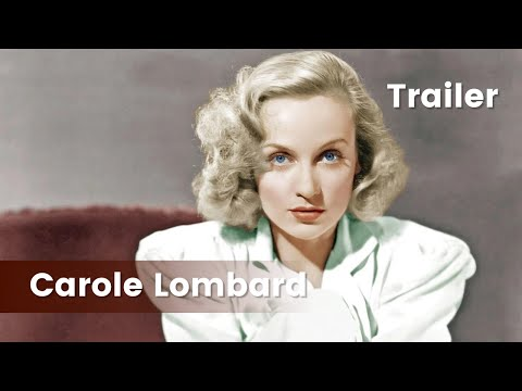 Trailer of the documentary on Carole Lombard