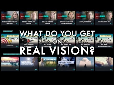 What Do You Get On Real Vision?