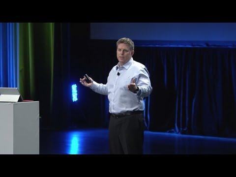2017 Microsoft Tech Summit Chicago Keynote with Jason Zander