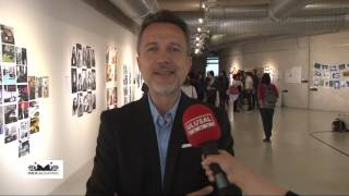 Bilkent Üniversitesi İletişim ve Tasarım Bölümü Yıl Sonu Sergisi