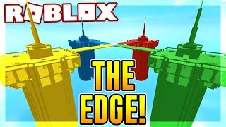 HOW TO GET THE EDGE BADGE IN DOOMSPIRE BRICKBATTLE | Roblox