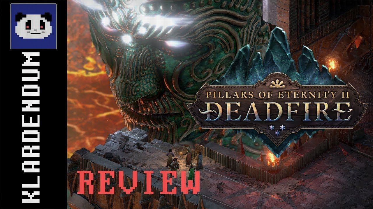 Quick review: Pillars of Eternity II: Deadfire (4 x with DLCs)