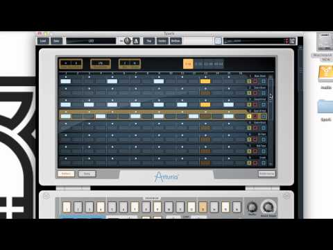 Arturia Spark 1.1.3 review and overview with Luke Bowditch