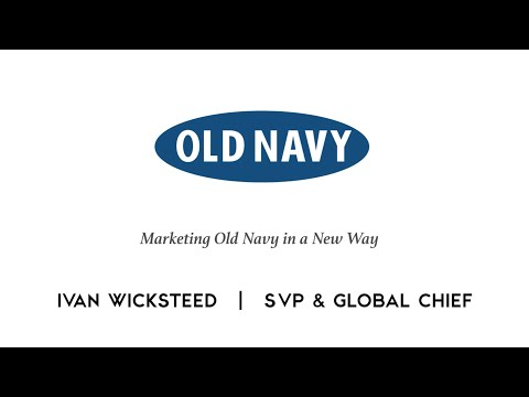 Marketing Old Navy in a New Way