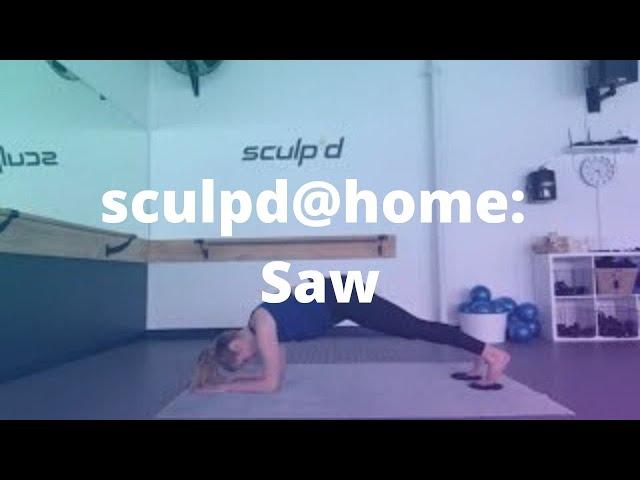 sculpd@home: Saw