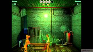 Scooby Doo 2: Monsters Unleashed - PC Gameplay 720P