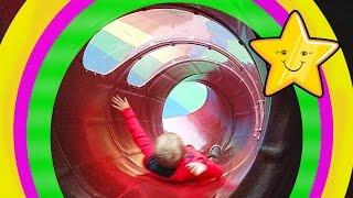 Лучшие детские площадки и развлечения для детей Funny Outdoor Playgrounds and Entertainment for kids
