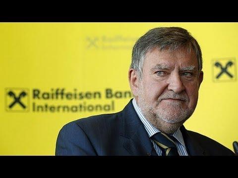 Raiffeisen Bank'ın Genel Müdürü istifa etti - economy